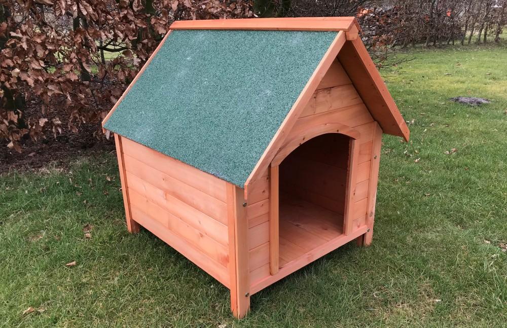 Hundehütte Für Den Garten Hund Im Garten Halten